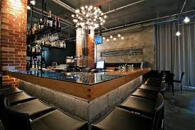luxury interior cafe bar design that has entertainment bars to