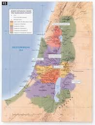 Biblical Maps Swartzentrover Com Holman Holman Bible Atlas Part Ii Chapter 3