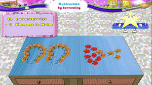 learn grade 2 maths subtraction by borrowing youtube