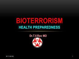 ppt bioterrorism powerpoint presentation id 111569
