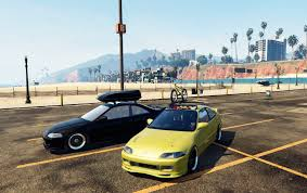 honda civic coupe ej1 ek9 mix add on replace gta5 mods com