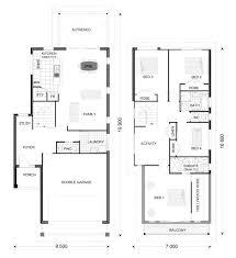 two storey house floor plan amusing two storey beach house plans photos ideas house design