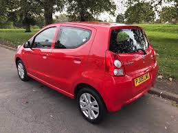 2009 suzuki alto sz4 1 0 5 door hatchback 20 per year road tax
