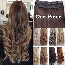 real hair extensions real thick 24 26 inch 3 4 clip in hair extensions brown