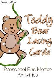 Teddy Bear Crafts For Kids Craft Teddy Bear Crafts For Preschoolers