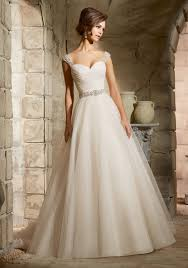 wedding dresses without straps asymmetrically draped bodice on tulle morilee bridal wedding dress