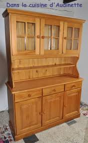 comment relooker un vieux meuble de cuisine en pin dans la