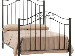 bedroom wrought iron headboard stunning bed frame with headboard