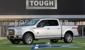 Ford F150 Used Truck Beds - ford rolls out f 150 dallas cowboys edition
