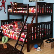 Wooden Bunk Bed Ladder Plans by White Twin Bunk Beds Image Of Modern Twin Bunk Beds With Trundle