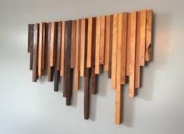 9 modern wooden wall wooden wall cherry and walnut strips