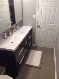 Small Bathroom Updates On A Budget My Small Bathroom Remodel Recap Costs Designs U0026 More