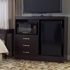 microwave refrigerator cabinet wayfair