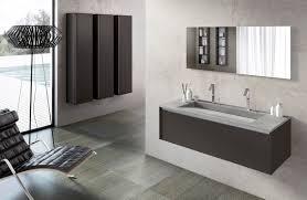 meuble de salle de bain avec meuble de cuisine meuble de salle de bains moderne avec plan en résine de ciment
