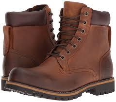 timberland earthkeepers rugged 6 waterproof men u0027s boots brown