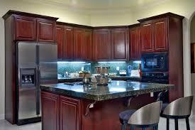 backsplash ideas for dark cabinets 52 dark kitchens with dark wood or black kitchen cabinets 2018