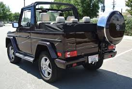 mercedes g wagon convertible for sale 1985 mercedes g wagon convertible g 280 cabrio for sale photos