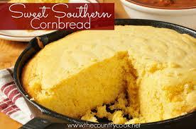 crock pot chili u0026 sweet cornbread the country cook