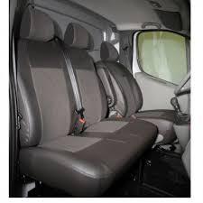 housses utilitaires housse siège sur mesure opel vivaro