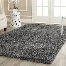 black 9 x 10 area rugs grass