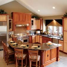 shaped kitchen islands small l shaped kitchens with islands search