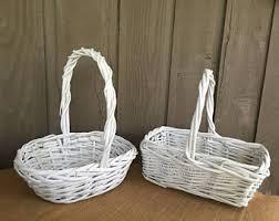 wedding program basket programs basket etsy