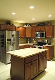 Where To Place Recessed Lights In Kitchen Can Lights In Kitchen Led Recessed Lighting Premier