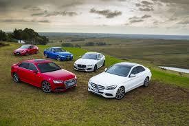 Car Interior Noise Comparison Audi A4 V Bmw 3 Series V Jaguar Xe V Lexus Is V Mercedes Benz C Class
