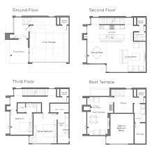 Car Plan View Floor Plans Unit 1 Staccato 7