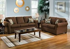 livingroom furniture ideas dark brown sofa living room leather sleeper couches decorating