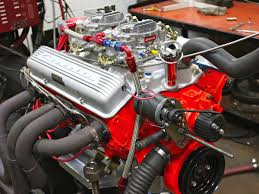 inside a 327ci small block chevy recreated for a cheetah enginelabs