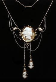 antique gold cameo necklace images 377 best cameos images ancient jewelry antique jpg