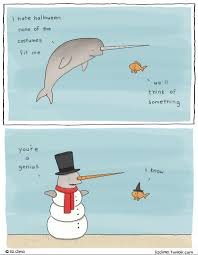 Scary Halloween Animals by Liz Climo U0027s Not So Scary Halloween Comics Lost In Internet