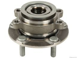 nissan rogue wheel bearing and hub assembly replacement beck