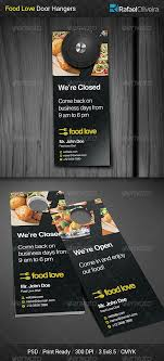 door hanger flyer template wedding door hanger template