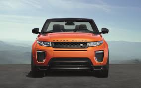 orange range rover evoque comparison land rover range rover evoque 2017 vs jaguar e