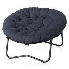 Folding Cushion Chair Bed Furniture Fabulous Papasan Chair World Market For Cozy Furniture