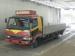 used mitsubishi truck 1998 mt mitsubishi fuso fighter kc fk628k for sale carpaydiem