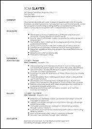 Resume Of Hr Recruiter Essay On Mobile Is Boon Or Bane Strategy Consultant Resume Article