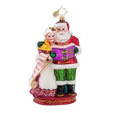 radko ornaments pole ornament quite a team