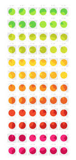 Pantone Canvas Gallery Psychology Color My Day On The Pantone Canvas Gallery