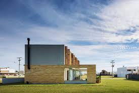 simple two story rectangular house design with kitchen 300 sqm
