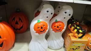 Menards Christmas Decorations 2017 Autumn Fall Halloween Decor Shopping At Menard U0027s 2017 Youtube