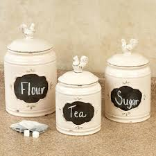 white kitchen canister sets white kitchen canister set choosing canisters for within sets