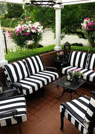 Striped Patio Chair Cushions by How To Add Comfort To Your Outdoor Space With Deep Seating