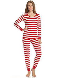 leveret s fitted striped printed pajama set top