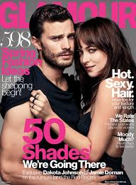 movie fifty shades of grey come out 50 shades of grey s dakota johnson and jamie dornan cover march
