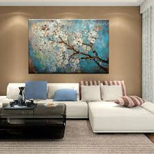 cheap large framed art home decor wall paintings panel images with