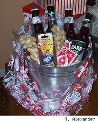 high end gift baskets great gifts for him at the dollar store aol finance