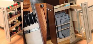 Kitchen Cabinet Storage Options Pull Out Cabinet Storage From Dura Supreme Cabinetry Press Release